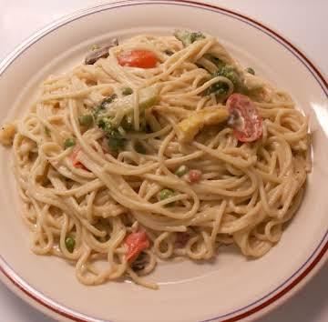 Classic Pasta Primavera