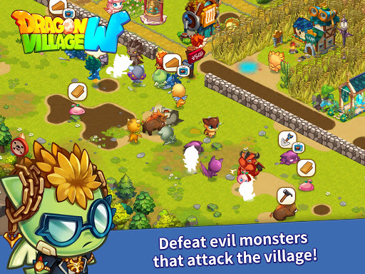 Dragon Village W - screenshot