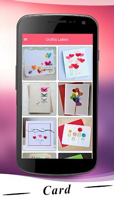 Greeting Card ideas : Creative Greeting Cardのおすすめ画像1