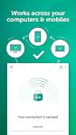 screenshot of Fast VPN & Proxy – Kaspersky Secure Connection