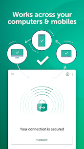 Fast VPN & Proxy – Kaspersky Secure Connection 3