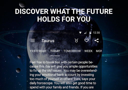 Horoscopes – Daily Zodiac Horoscope and Astrology Screenshot