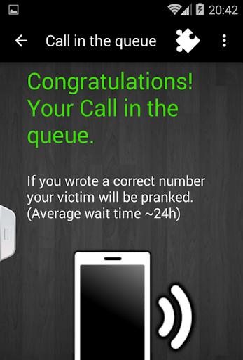 恶作剧电话应用|玩書籍App免費|玩APPs