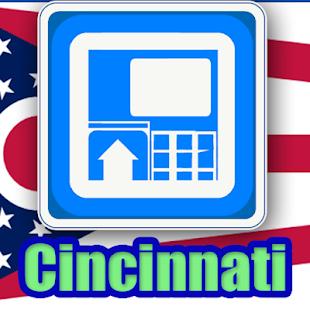 Download Cincinnati ATM Finder For PC Windows and Mac apk screenshot 1