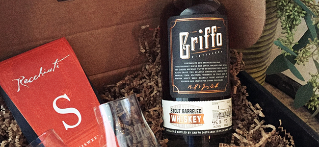 Bold Whiskey Meets Rich Stout
