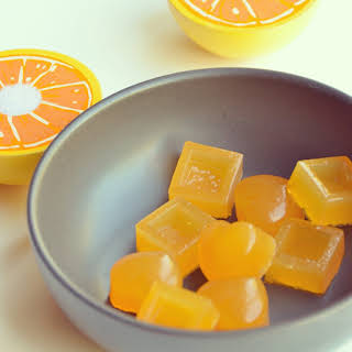 Orange Juice Gummies.