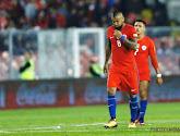 Arturo Vidal scoorde een absolute beauty in de wedstrijd tussen Chili en Peru