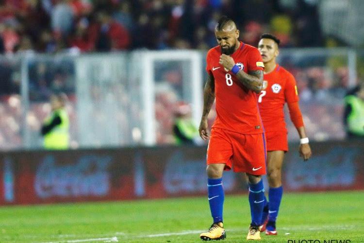 Chili stuurt Vidal en co waarschijnlijk naar huis na 'feestje met verschillende vrouwen' tijden Copa America