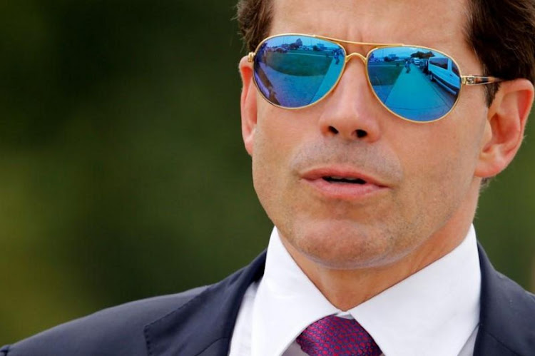 Anthony Scaramucci. Picture: REUTERS