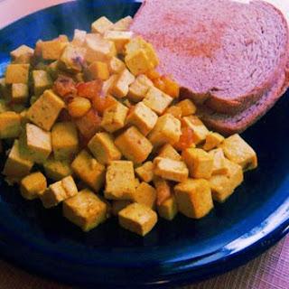 Tofu Breakfast Scramble