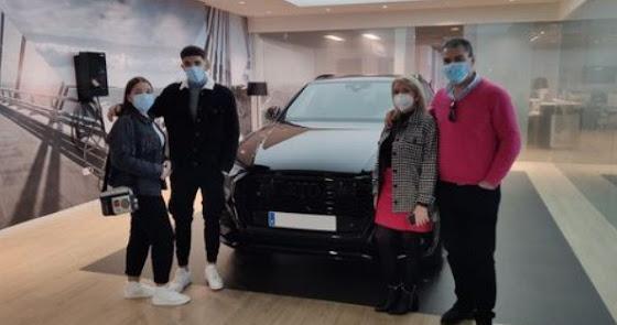 Vera Import Audi entrega una exclusiva unidad de Q8
