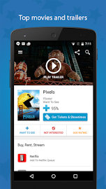 Movies by Flixster Screenshot 3