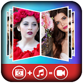 Photo Video maker with music-Photo to video