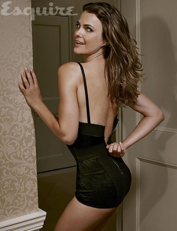 Keri Russell gets sexy for Esquire (w/bonus video)(celebrities-1photos)1
