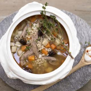 Smarter Barley Soup