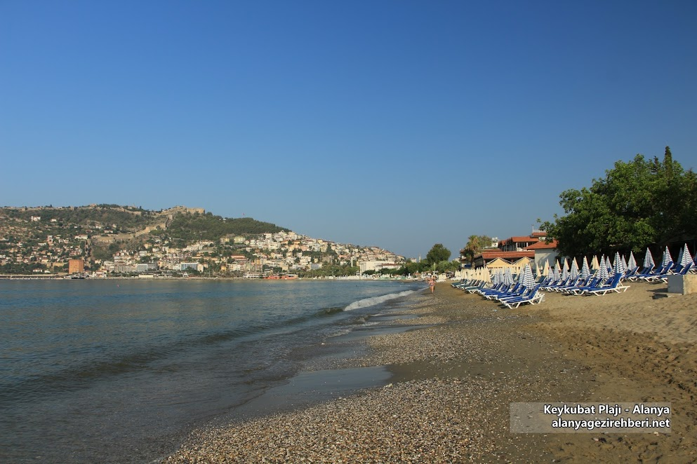 keykubat plajı