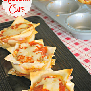 How to Make Lasagna Cups