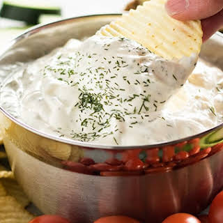 Garlic Dill Dip Recipes.