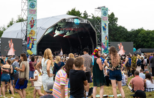Standon Calling cancelled due to heavy rain and flooding