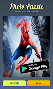 Awesome Puzzle Spidermman new 2018 - náhled