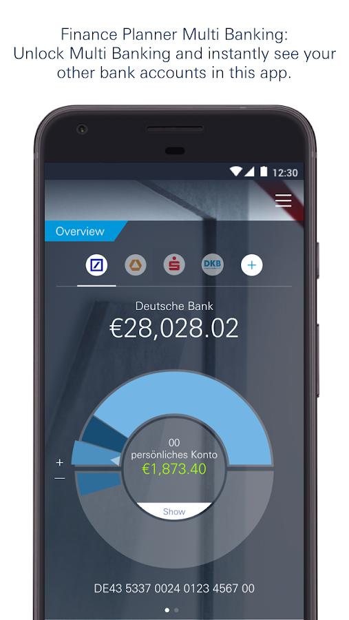deutsche bank mobile app