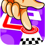 Game Follow The Line Monster Theme APK for Kindle