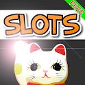 Lucky Casino Cat Slots Free icon
