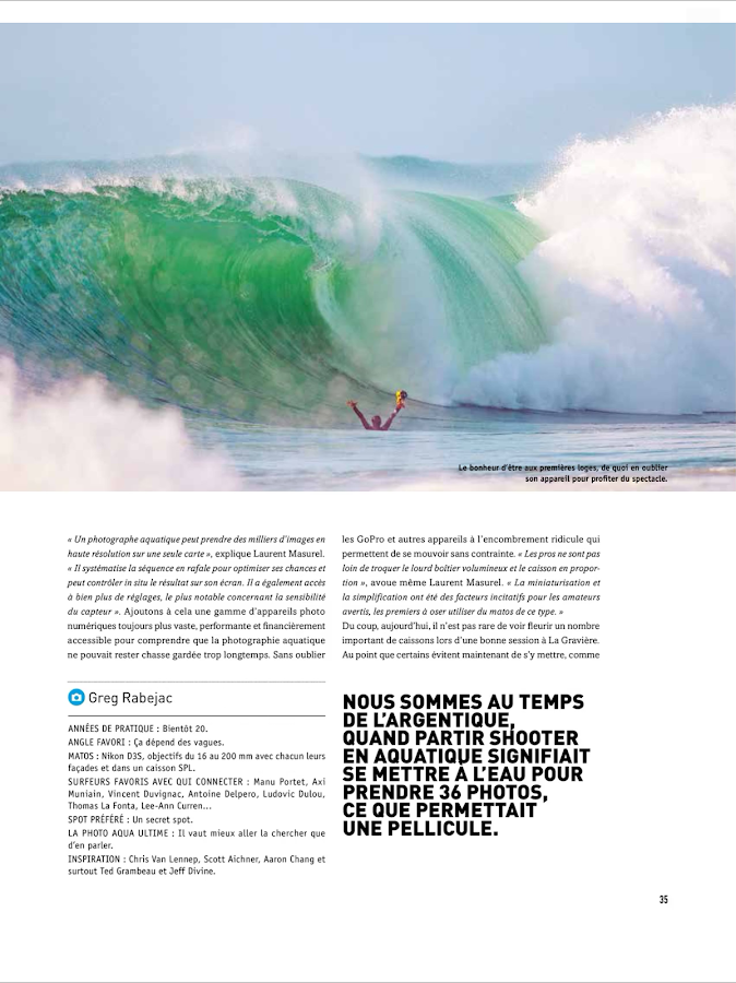 Surf Session Magazine- screenshot