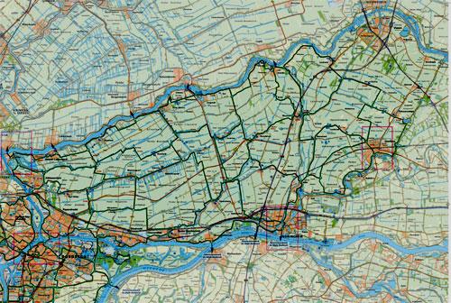 Zuid Holland Mappa