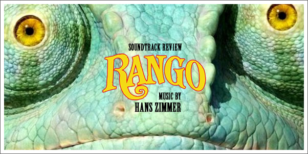 Rango (Soundtrack) by Hans Zimmer - Review