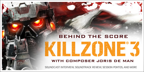Behind the Score:  Killzone 3 with Joris de Man