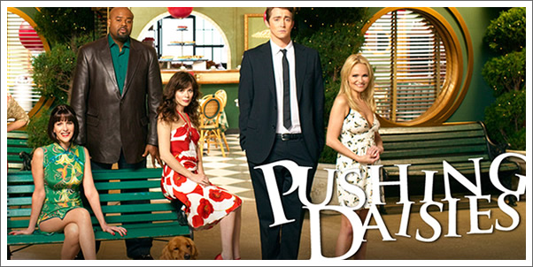 PUSHING DAISIES Season 2 Soundtrack by Jim Dooley Released
