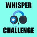 Whisper Challenge icon