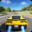 Racing City Traffic Drift Car icon