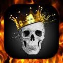 Skull Live Wallpaper   Skull Wallpaper icon