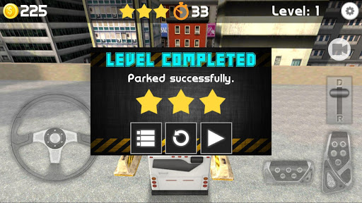 Bus Parking 3D 3.6 screenshots 19