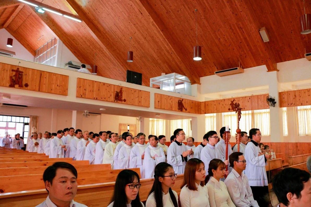 13 Năm Hồng Ân Giám Mục Đức Cha Đaminh Nguyễn Chu Trinh – Nguyên Giám Mục Gp Xuân Lộc - Ảnh minh hoạ 9
