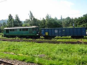 Photo: Wałbrzych Główny:  ST43-317