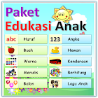 Education Game For Kids-Complete Learning Material icon