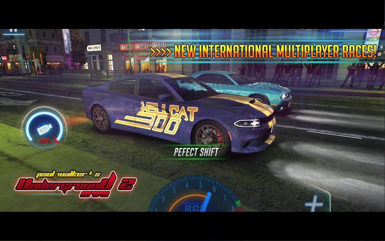 Underground Crew 2 Drag Racing - Android Apps on Google Play