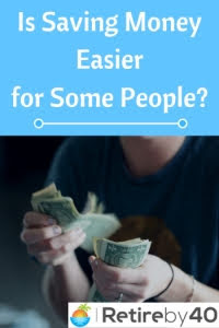Is Saving Money Easier for Some People? thumbnail