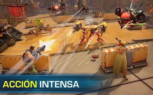 Evolution 2: Battle for Utopia. Shooter & Armas 7