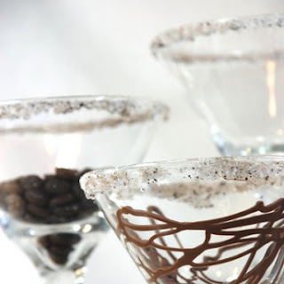 Coffee Cream Martinis