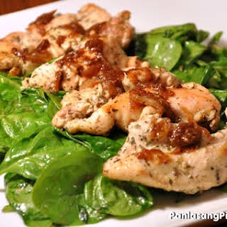 Grilled Chicken Spinach Salad Recipes.