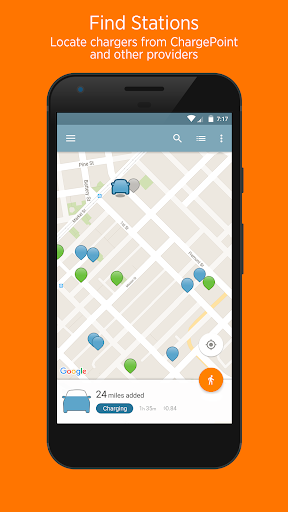 ChargePoint  screenshots 1