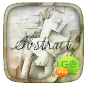 (FREE) GO SMS ADSTRACT THEME