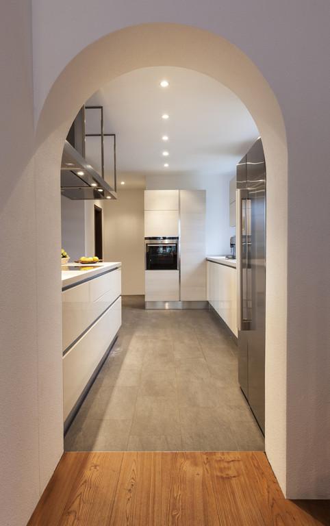 Łukowe wejście do kuchni