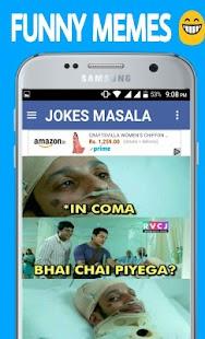 Jokes Masala - Funny Hindi Jokes - náhled