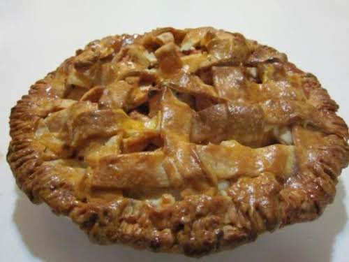 "Granny's Apple Pie ""It's beautiful and delicious and it's even better served..."