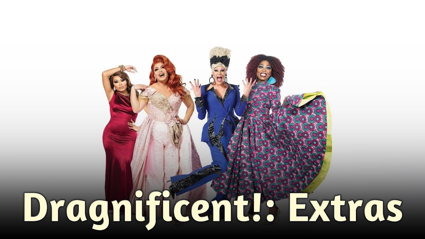 Dragnificent!: Extras